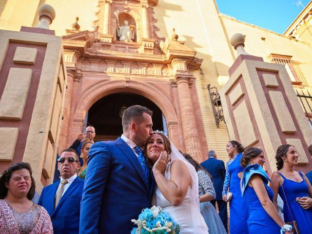 La boda de Juan Ramón y Maria en Sevilla, Sevilla 7