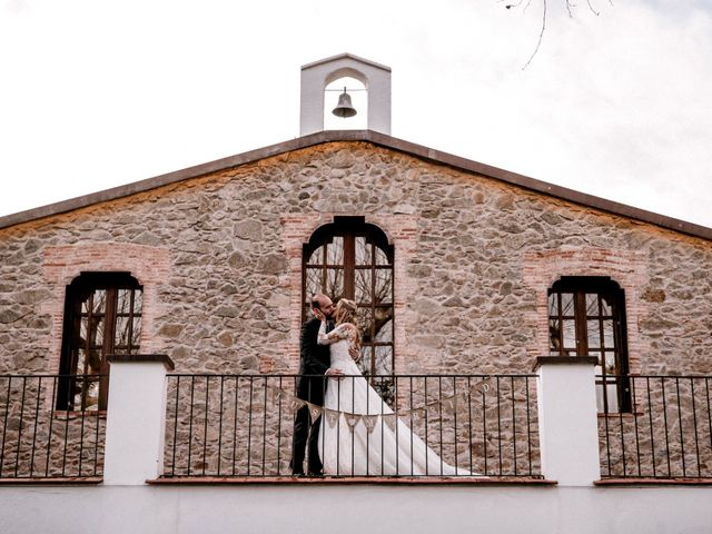 La boda de Carla y Eudald