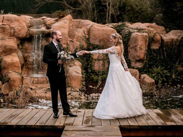 La boda de Eudald y Carla en Lliça D'amunt, Barcelona 2