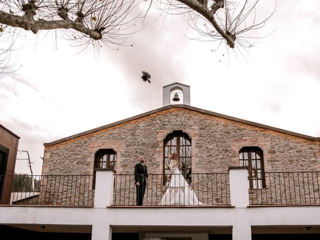 La boda de Eudald y Carla en Lliça D'amunt, Barcelona 8