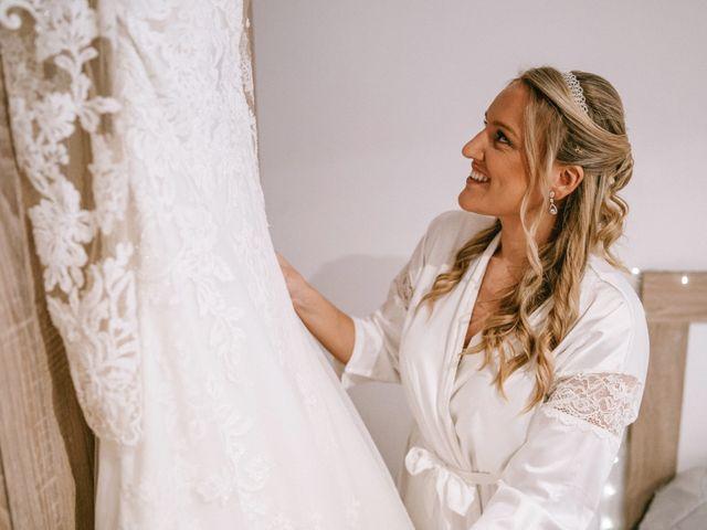 La boda de Eudald y Carla en Lliça D'amunt, Barcelona 13