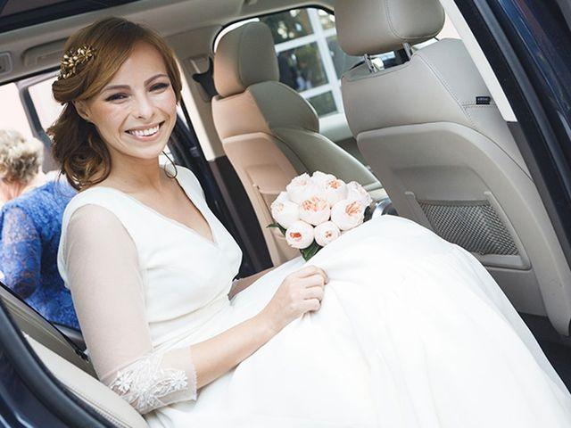 La boda de José Luis y Tatiana en Soto De Viñuelas, Madrid 16