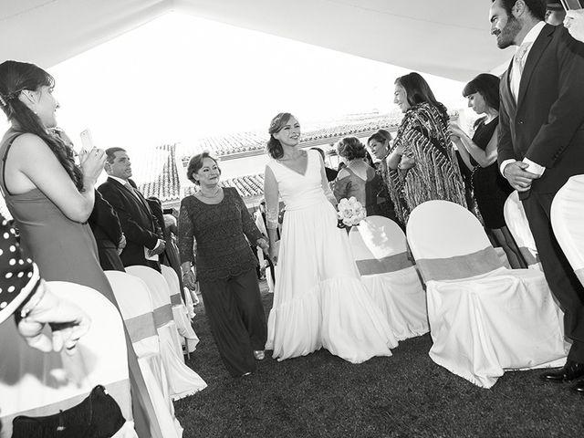 La boda de José Luis y Tatiana en Soto De Viñuelas, Madrid 19