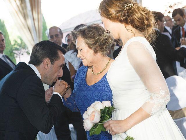 La boda de José Luis y Tatiana en Soto De Viñuelas, Madrid 20