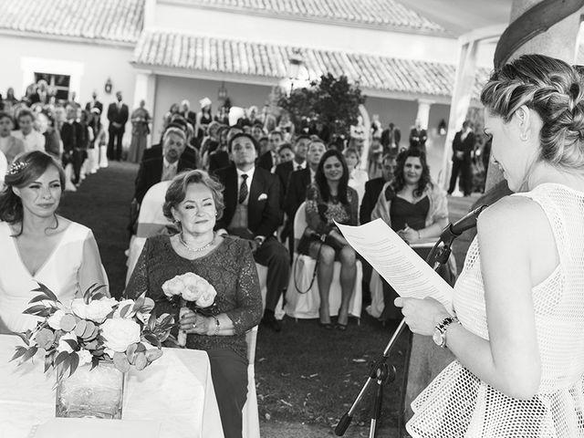 La boda de José Luis y Tatiana en Soto De Viñuelas, Madrid 25