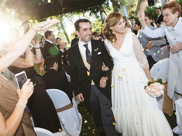 La boda de José Luis y Tatiana en Soto De Viñuelas, Madrid 31