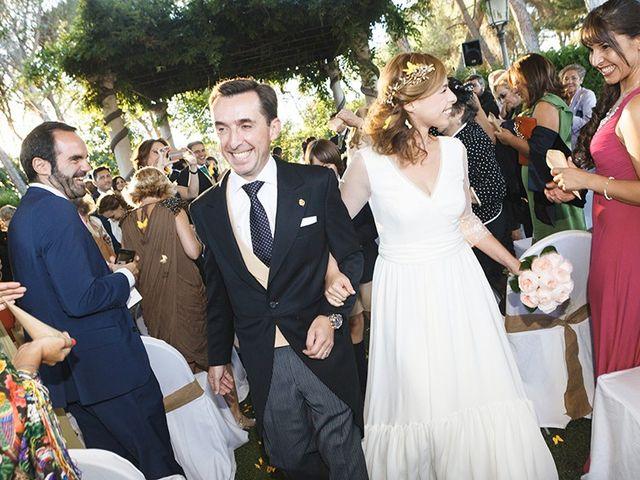 La boda de José Luis y Tatiana en Soto De Viñuelas, Madrid 32