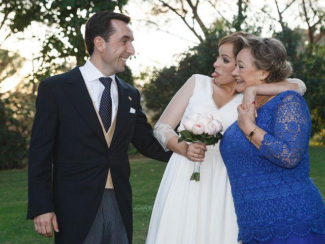 La boda de José Luis y Tatiana en Soto De Viñuelas, Madrid 33