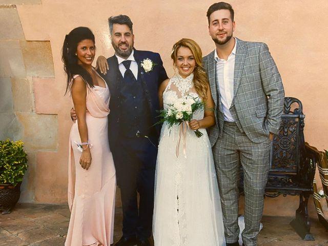 La boda de Edu  y Raquel  en Granollers, Barcelona 31