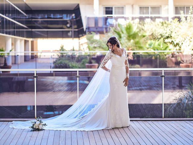 La boda de David y Esther en San Pedro Del Pinatar, Murcia 43
