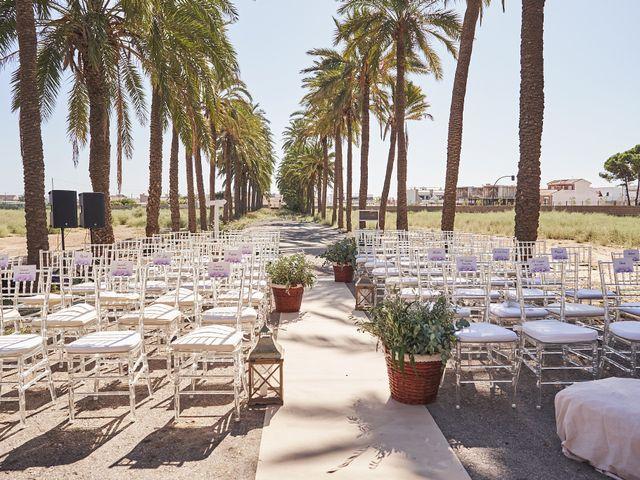 La boda de David y Esther en San Pedro Del Pinatar, Murcia 46