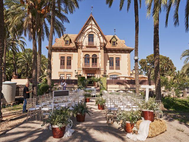 La boda de David y Esther en San Pedro Del Pinatar, Murcia 47