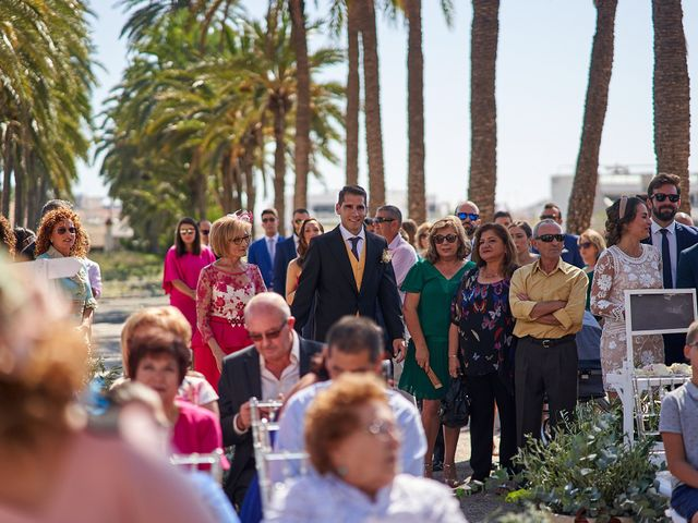 La boda de David y Esther en San Pedro Del Pinatar, Murcia 49