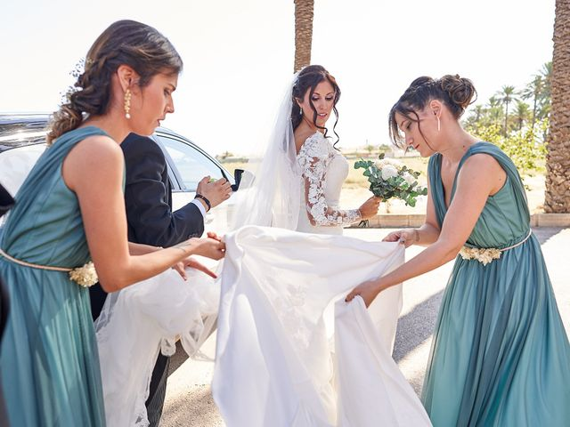 La boda de David y Esther en San Pedro Del Pinatar, Murcia 50