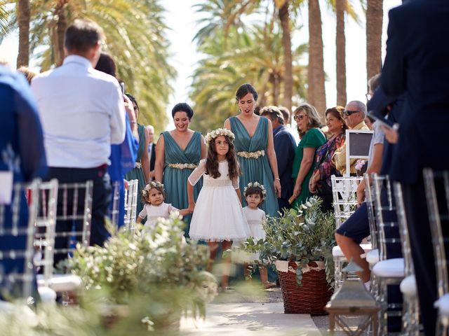 La boda de David y Esther en San Pedro Del Pinatar, Murcia 51