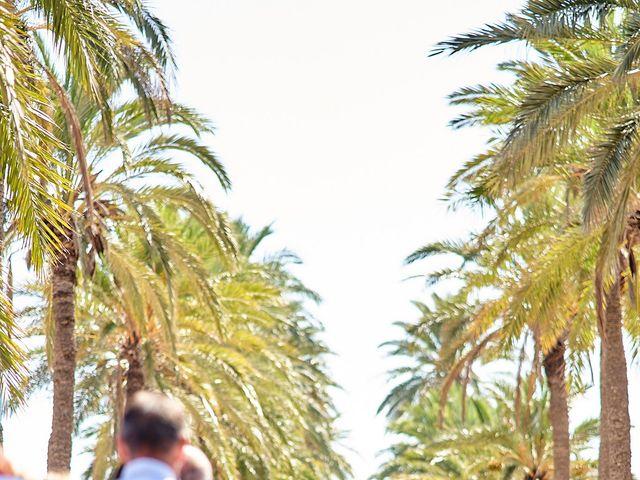 La boda de David y Esther en San Pedro Del Pinatar, Murcia 52