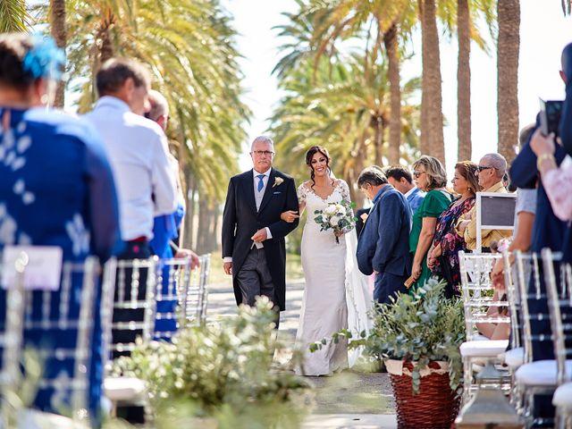 La boda de David y Esther en San Pedro Del Pinatar, Murcia 53