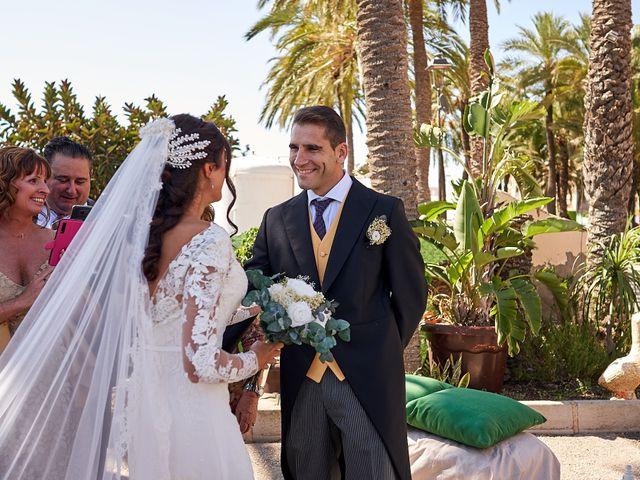 La boda de David y Esther en San Pedro Del Pinatar, Murcia 54