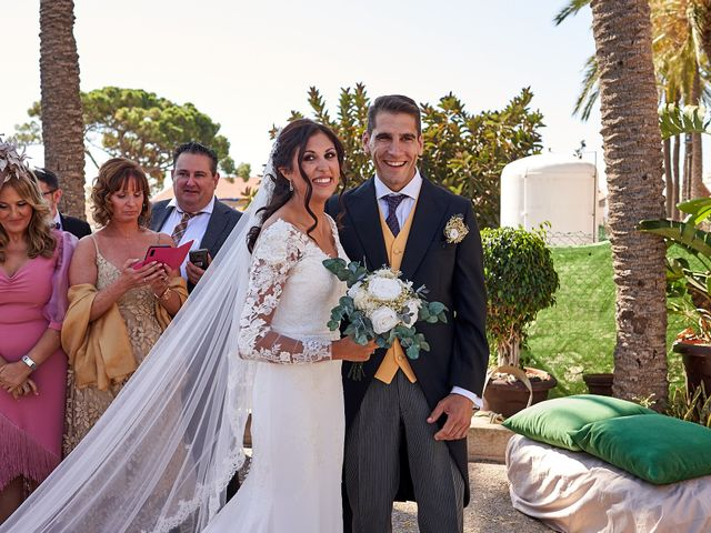 La boda de David y Esther en San Pedro Del Pinatar, Murcia 55