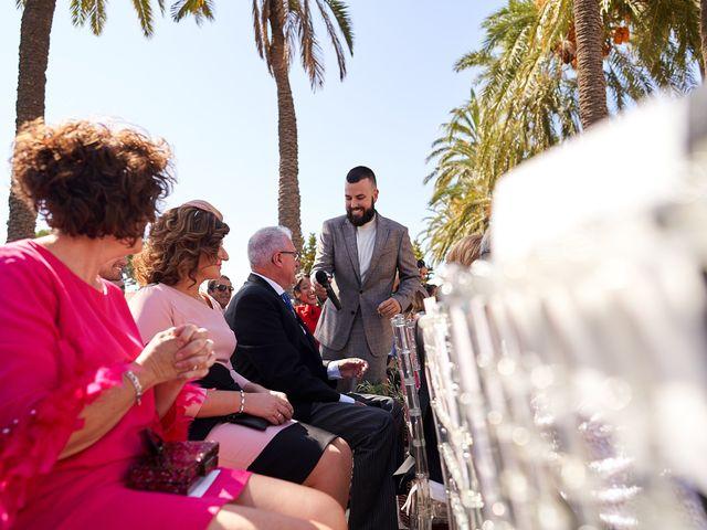La boda de David y Esther en San Pedro Del Pinatar, Murcia 57