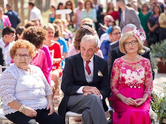 La boda de David y Esther en San Pedro Del Pinatar, Murcia 58
