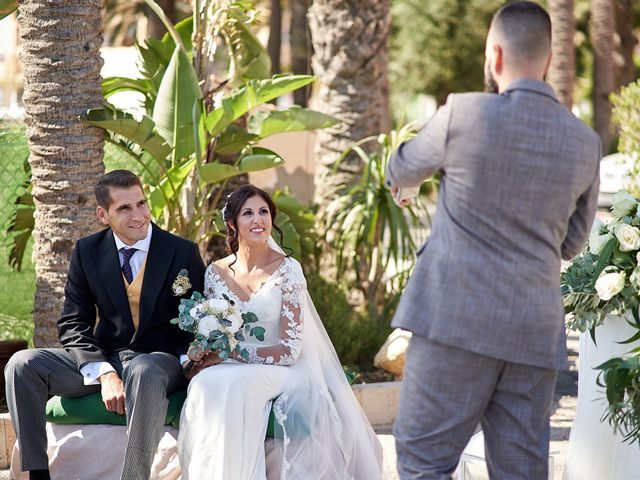 La boda de David y Esther en San Pedro Del Pinatar, Murcia 60