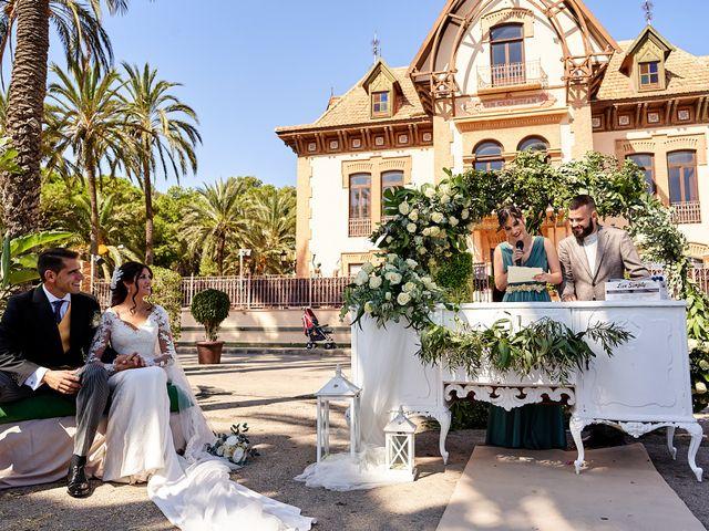 La boda de David y Esther en San Pedro Del Pinatar, Murcia 62