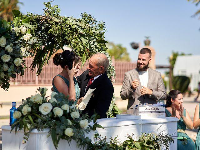 La boda de David y Esther en San Pedro Del Pinatar, Murcia 63