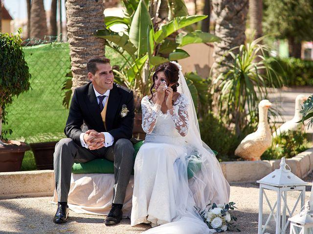 La boda de David y Esther en San Pedro Del Pinatar, Murcia 64