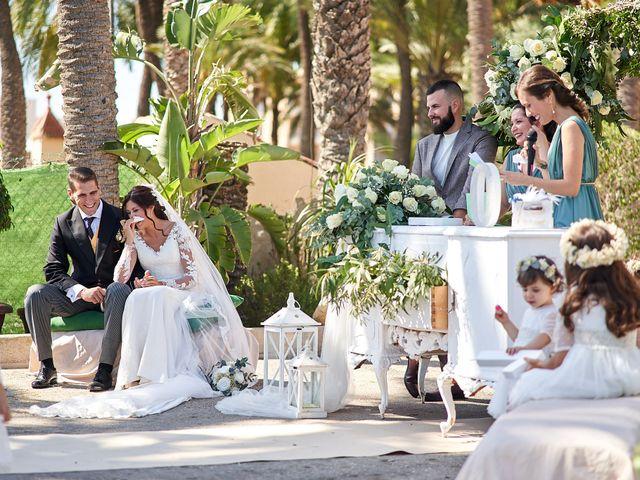 La boda de David y Esther en San Pedro Del Pinatar, Murcia 65