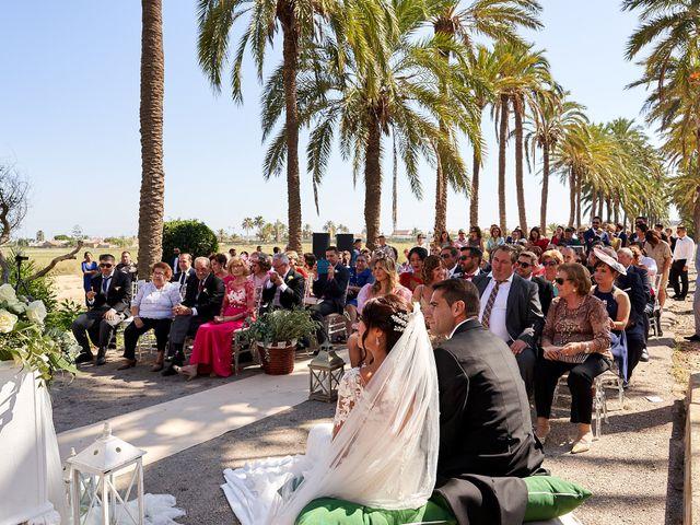 La boda de David y Esther en San Pedro Del Pinatar, Murcia 67