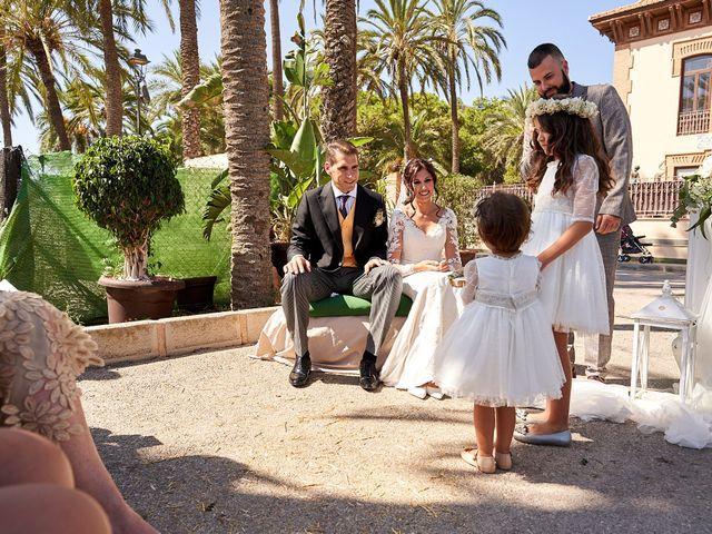 La boda de David y Esther en San Pedro Del Pinatar, Murcia 69