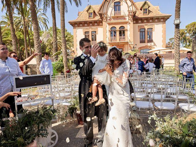 La boda de David y Esther en San Pedro Del Pinatar, Murcia 71