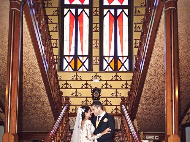 La boda de David y Esther en San Pedro Del Pinatar, Murcia 72