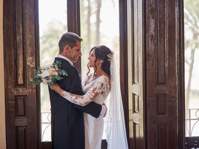 La boda de David y Esther en San Pedro Del Pinatar, Murcia 75