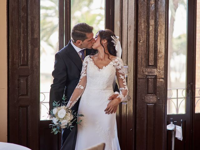 La boda de David y Esther en San Pedro Del Pinatar, Murcia 77