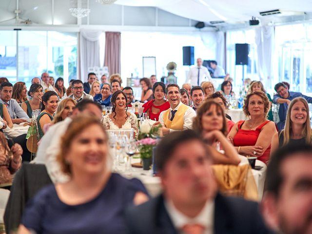 La boda de David y Esther en San Pedro Del Pinatar, Murcia 108