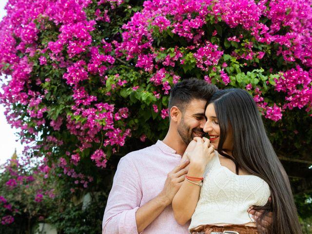 La boda de Irene y Fran en Villalba Del Alcor, Huelva 11