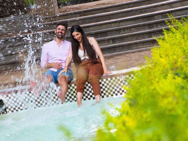 La boda de Irene y Fran en Villalba Del Alcor, Huelva 13