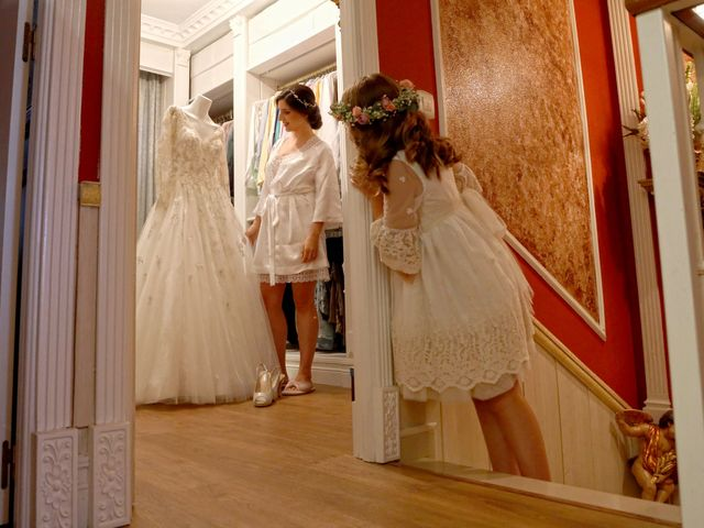 La boda de Irene y Fran en Villalba Del Alcor, Huelva 25