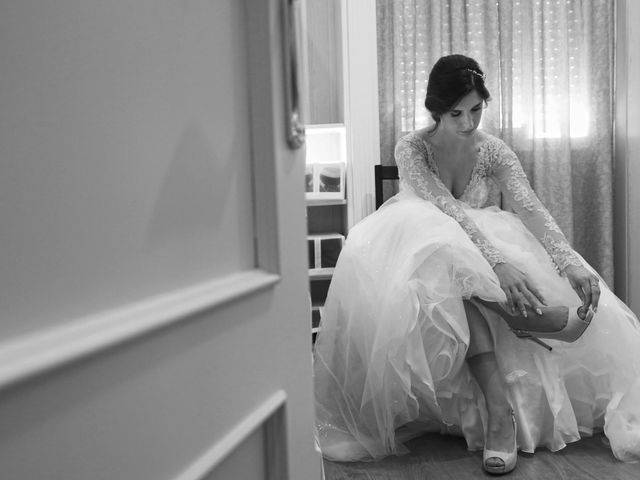 La boda de Irene y Fran en Villalba Del Alcor, Huelva 30