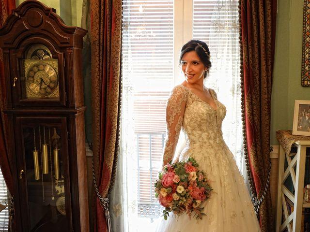 La boda de Irene y Fran en Villalba Del Alcor, Huelva 33