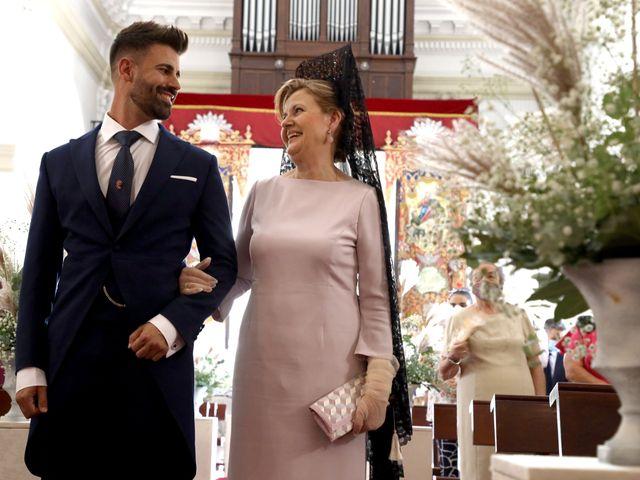 La boda de Irene y Fran en Villalba Del Alcor, Huelva 35