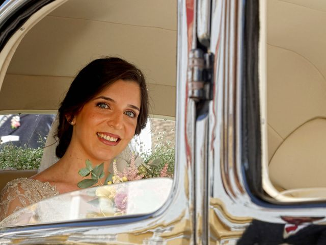 La boda de Irene y Fran en Villalba Del Alcor, Huelva 36