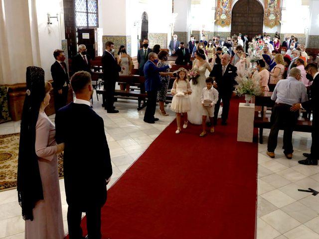 La boda de Irene y Fran en Villalba Del Alcor, Huelva 38