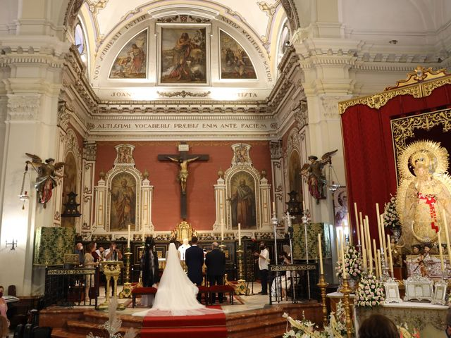 La boda de Irene y Fran en Villalba Del Alcor, Huelva 40