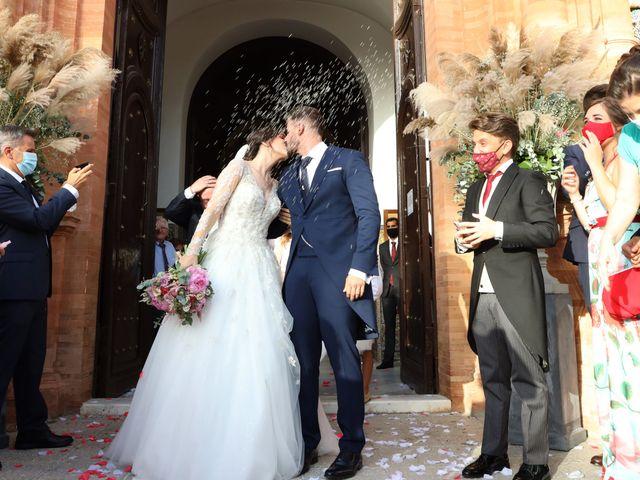 La boda de Irene y Fran en Villalba Del Alcor, Huelva 44