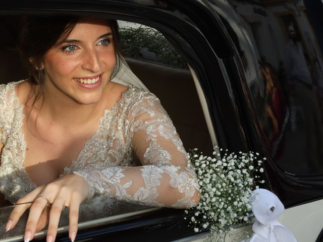 La boda de Irene y Fran en Villalba Del Alcor, Huelva 45