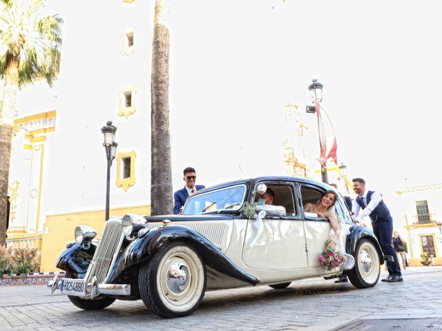 La boda de Irene y Fran en Villalba Del Alcor, Huelva 46