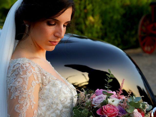 La boda de Irene y Fran en Villalba Del Alcor, Huelva 47